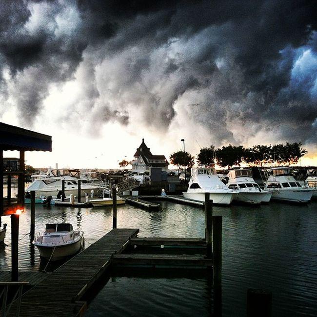 Storm Wildwoods Bay Nj