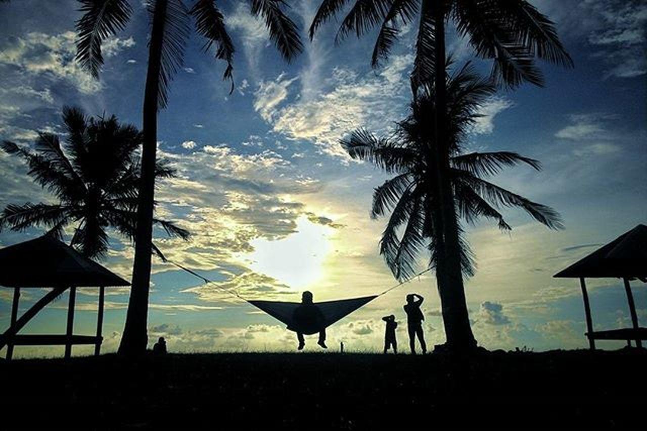 Melambai lambai Nyiur di pantai Berbisik bisik Raja Kelana Lokasi : Pantai Lowita, Suppa Kabupaten Pinrang . Device : Asus Zenfone 5 Instapinrang Instanusantara Inub5033 Landscape Beach Sunset INDONESIA