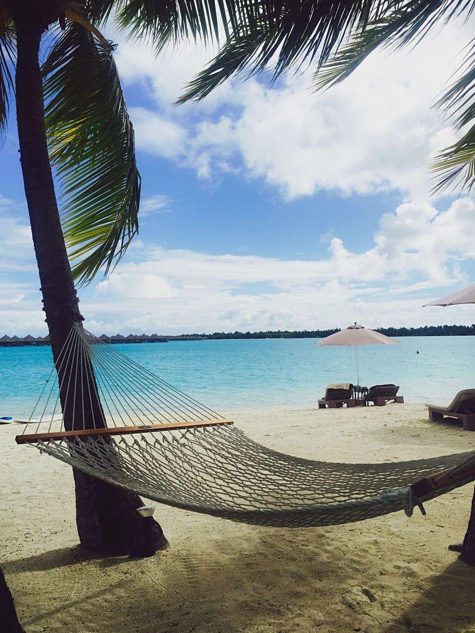 Beautiful stock photos of bora bora, Absence, Beach, Beach Umbrella, Built Structure