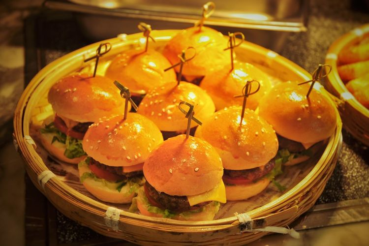 Hamburger Food Xi'an China Eat Colour Leisure Weekend Funny Happiness Time With Friend Lunch