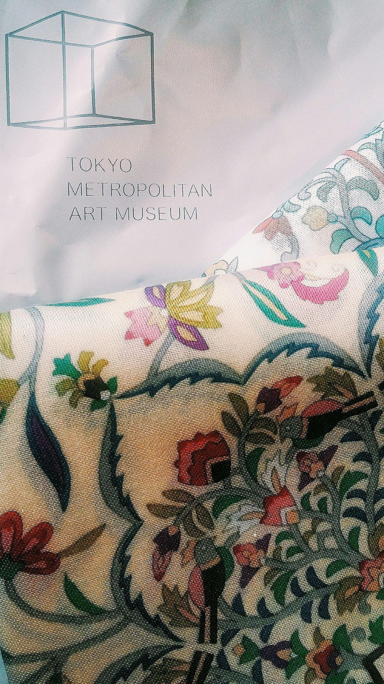 Hanky Handkerchief Tokyometropolitanartmeseum Gift Shop Souvenir from my sister Design Ueno Park Tokyouenospring2016 Tokyospring2016 EyeEM Tokyo EyeEm Gallery