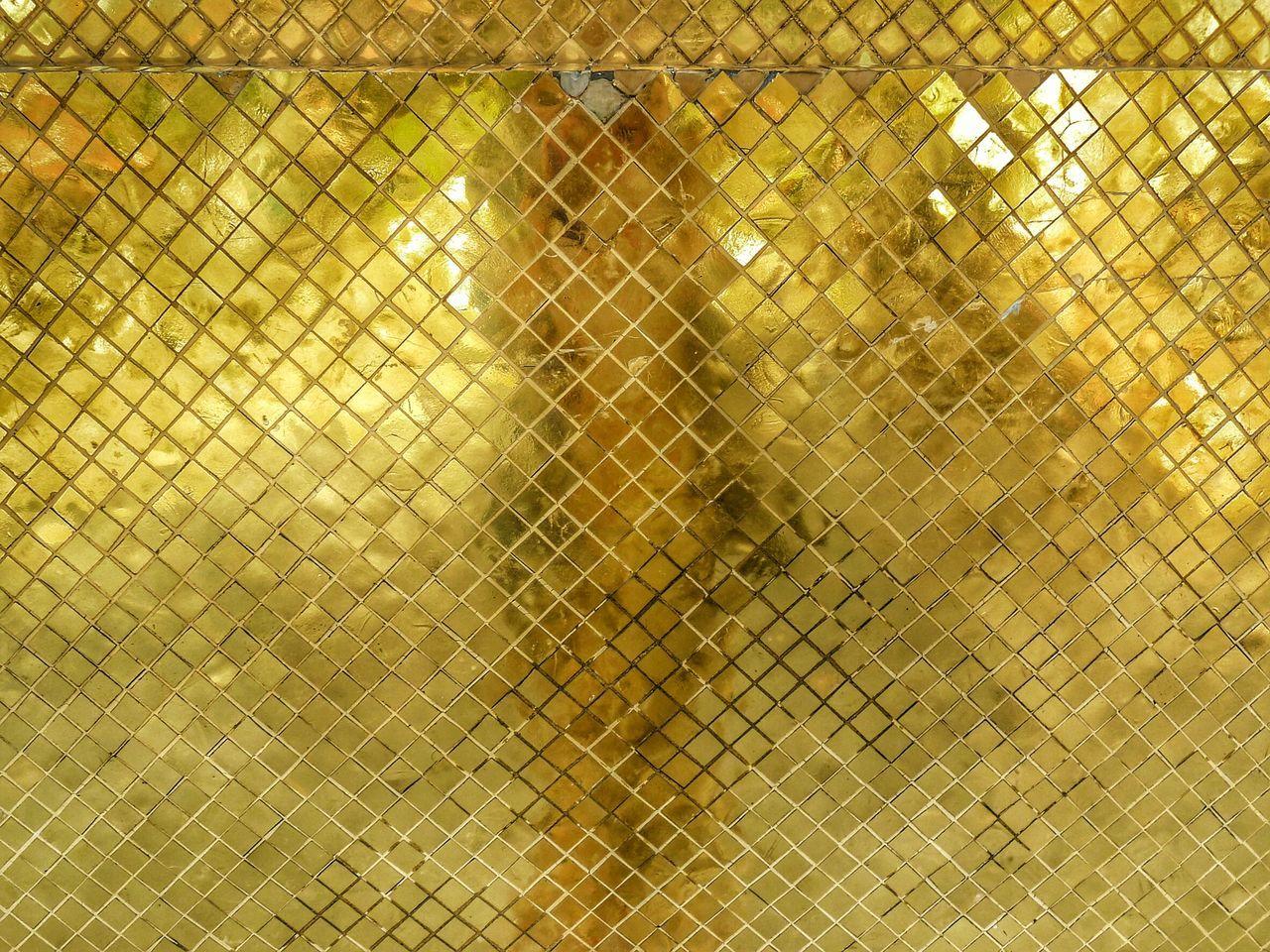 Detail Shot Of Fence