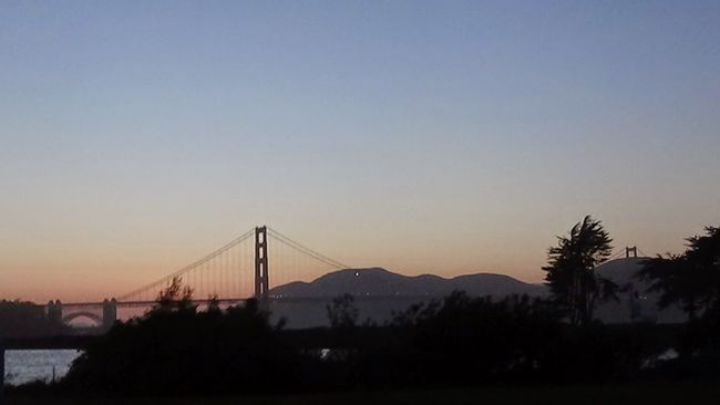 Golden Gate Bridge Bayarea San Francisco Eyeem Northen California Bridges City Bay Living