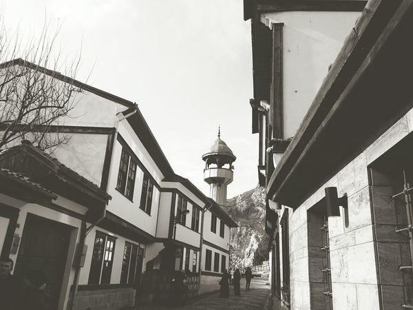 Hello World Amasya City
