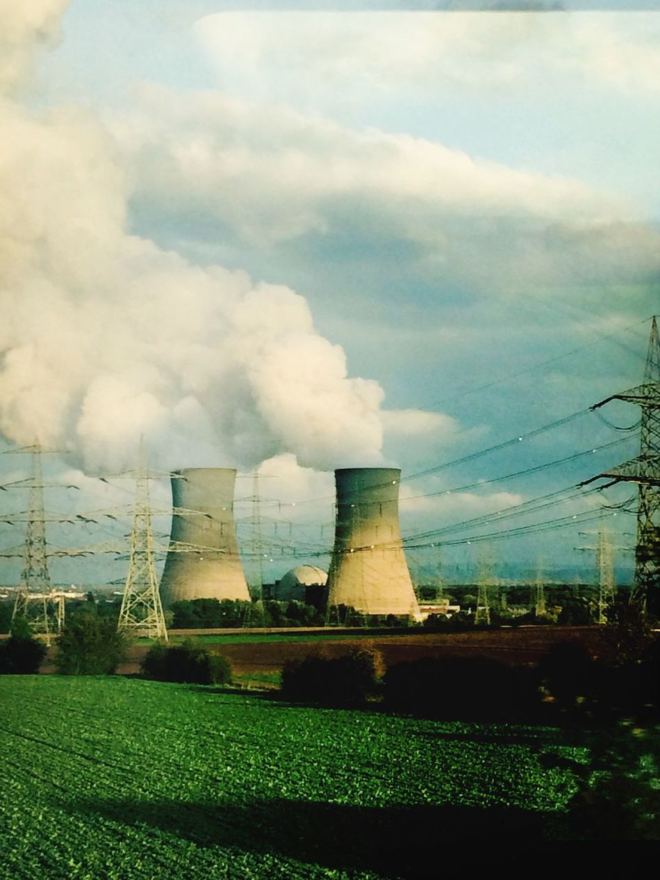 Home Is where the Nuclear Power Plant is <3