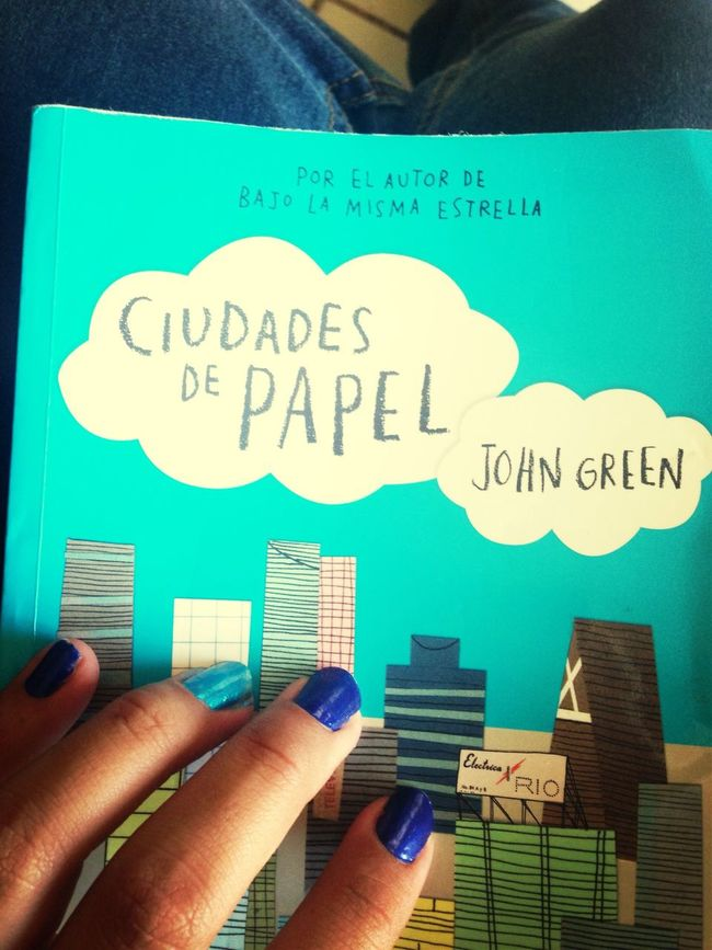 Paper towns?? Papertown