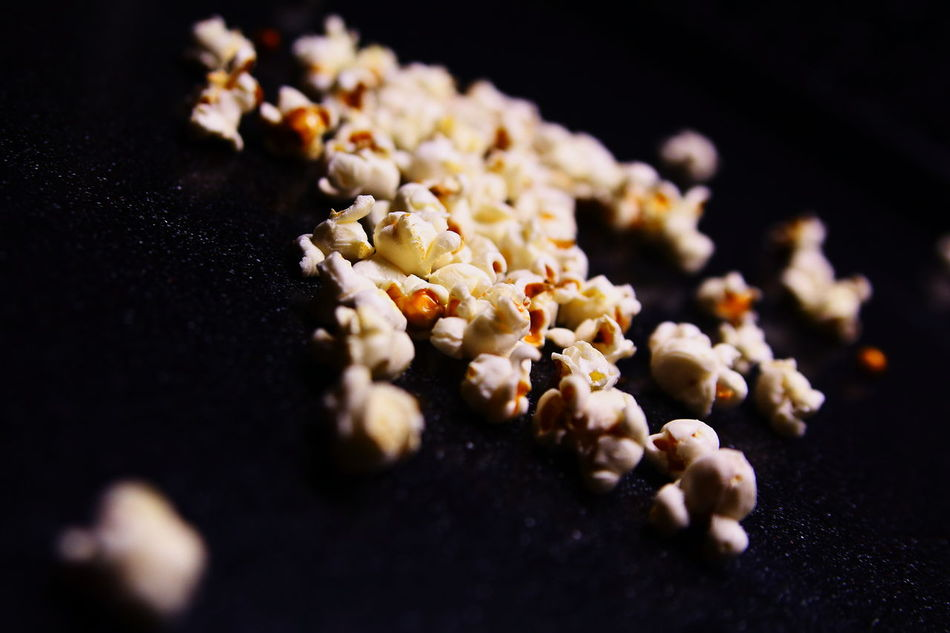 Popcorns Popular Photos Nature Food No People Sweet Eats Macro Macro Photography Eat Sweet Awesome Nature Homesweethome Close-up Agriculture Cereal Plant Seed Healthy Eating Beauty In Nature Black Background