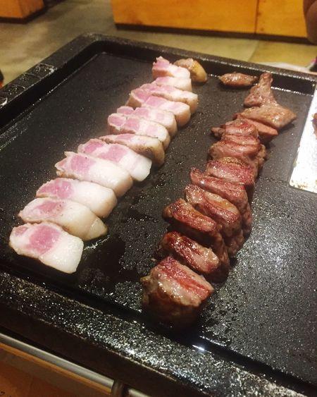 Koreanbbq Pork Dinner