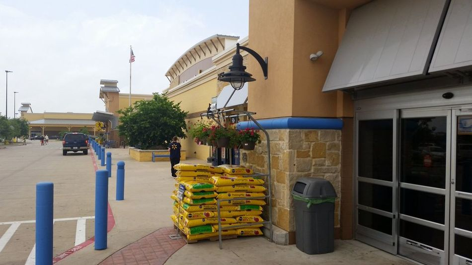 Architecture Building Exterior Built Structure Day Denton Tx  Denton, Texas No People Outdoors Sky Walmart