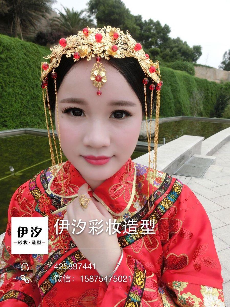 汕头 Make Up 福建 漳州 风动石 化妆 新娘 古装
