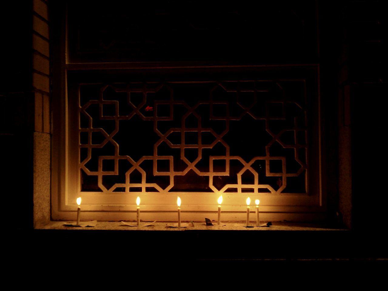 Altars Candles Candle Ashoura Moharram 10thMoharram Qom Iran Holyshrine محرم شام غریبان عاشورا