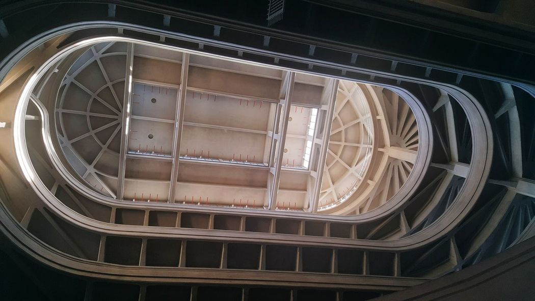 Indoors  No People Architecture Day Close-up Oval Car Test Fiat Lingotto Torino Lingotto Fiere