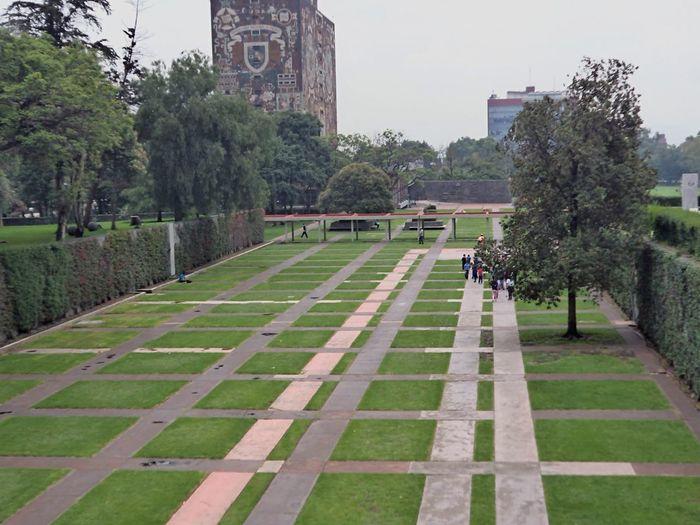 Mexico City Mexicodistritofederal Taking Photos Traveling Turibus UNAM Campus de la Universidad Nacional Autónoma de México.