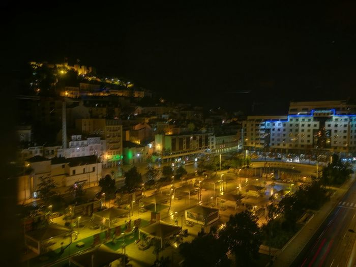 Night Illuminated City Cityscape Lights HuaweiP9 Nightpics EyeEm Gallery