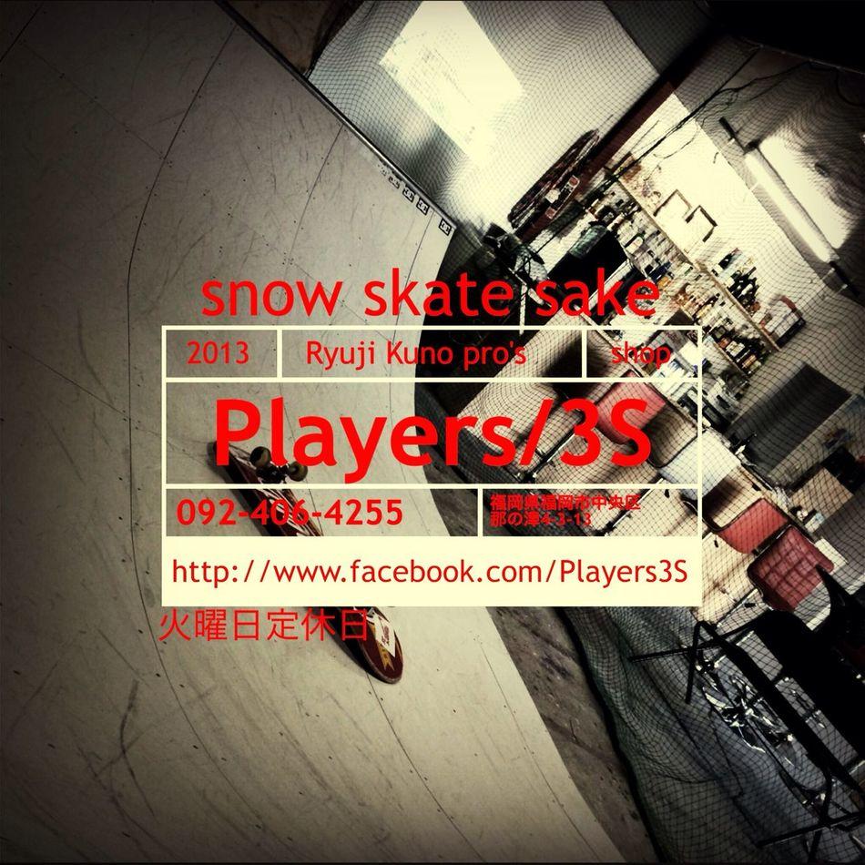 @ Players3S @ デザイン @ Design @