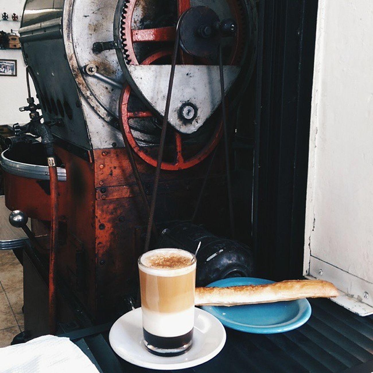 Mediamañana Cafegabys