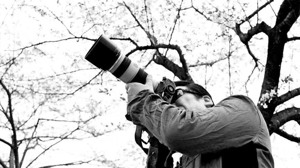 ツノ生えるほど真剣😆ツノってよりデビルウイーング!! not Devil Wings but Trees. Shooting Photos Seriously😆 Look Up Love Canon あとは頼んだ オレ様💕