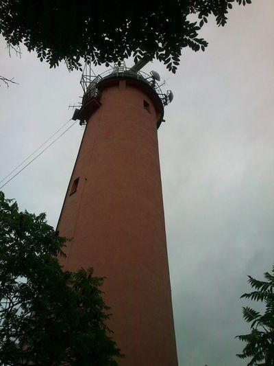 Baltic light in Krynica Morska