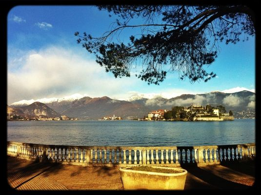 Nature at Grand Hotel Des Iles Borromees Stresa by Bulent