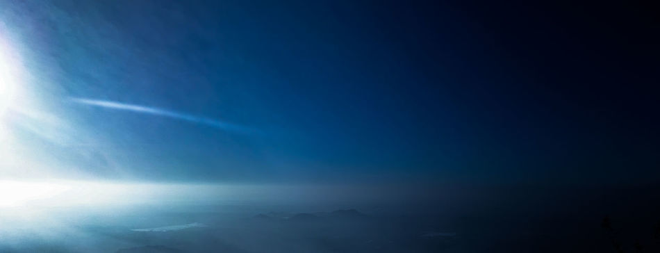 High up Blue Backgrounds Abstract No People Full Frame Nature Day High High Angle View Highlife Fly Movingshot Cybershot Sony Dramatic Sky Travel Photography Contrasts Sky Outdoors Tranquility Sun Sunrise_sunsets_aroundworld Sunrise Sunrisephotography Sunlight