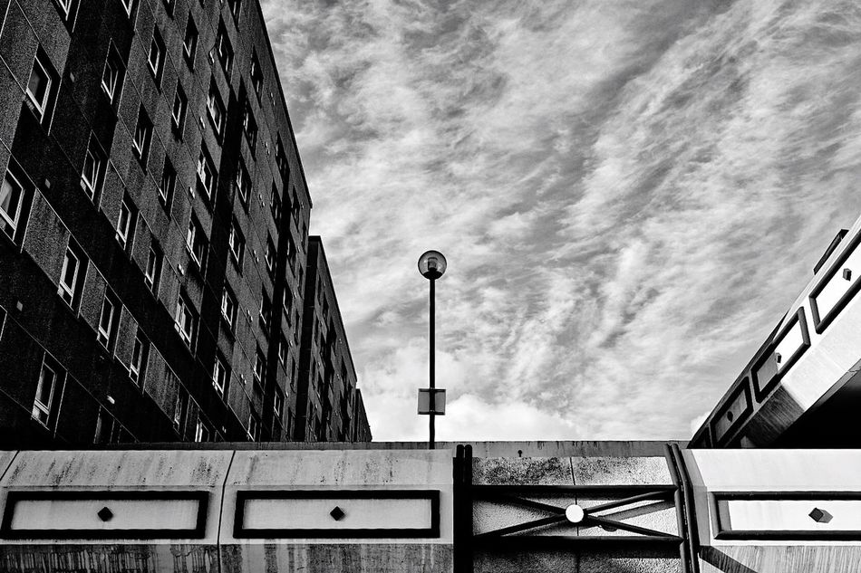 West Ham The City Light Cloud - Sky Built Structure Low Angle View Architecture Building Exterior London Architecture Black And White Photography Fujifilm_xseries Fujifilm FujifilmXPro2 Streetphotography The City Light