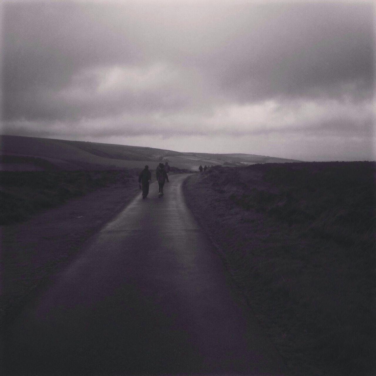 Blackandwhite Hiking Mybestphoto