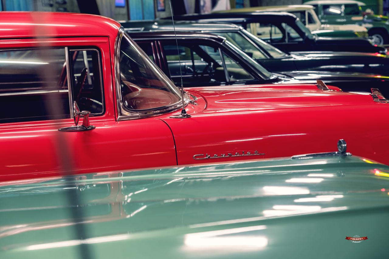 Chevrolet Classic Car Classy Classic Museum Museum Angkut Batu Malang EyeEm Indonesia Cars
