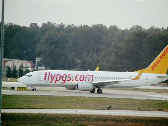 Pegasus Samsung Smart Camera Samsungphotography Spotting Spotting Plane Izmir Turkey Boeing 737 Eyemphotography