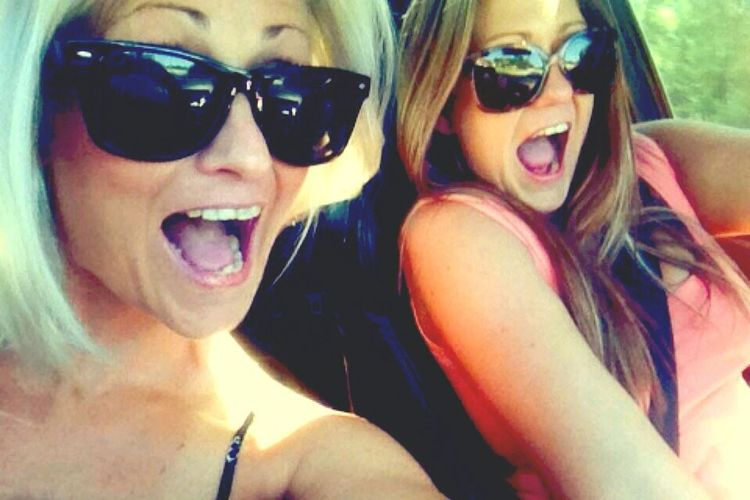 Faces Of Summer Nye 2015 Salt On The Beach North Fremantle Sister Selfies Car Selfies Party Time! Beach Party On Our Way! Great Vibes!