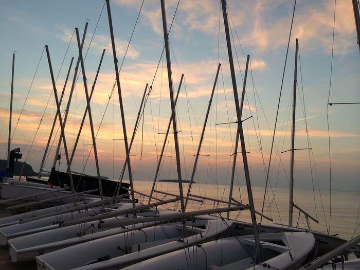 EYC at Sunset