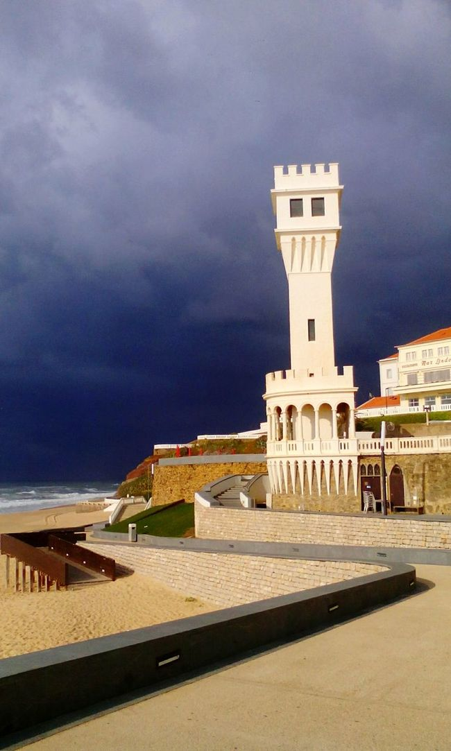 The rain is coming!!!! The Purist (no Edit, No Filter) Lansdcape_collection Living On Borrowed Time From Another Point Of View Claunds And Sky RainyDay Portugal Landscape