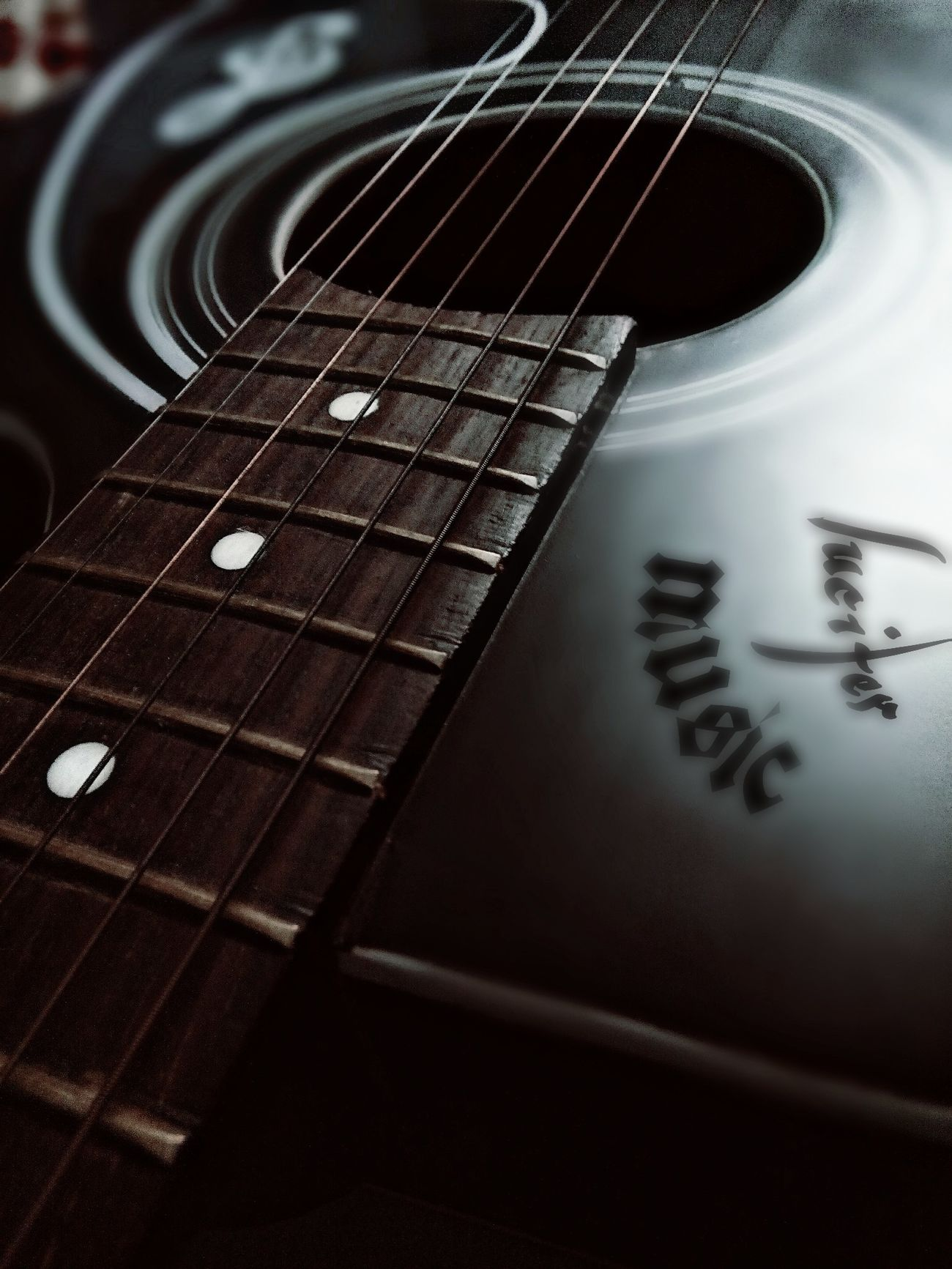 Lovemyguitar Crazyaboutmusic PhonePhotography HDR Selfclicked simplicity is the bst city to live in