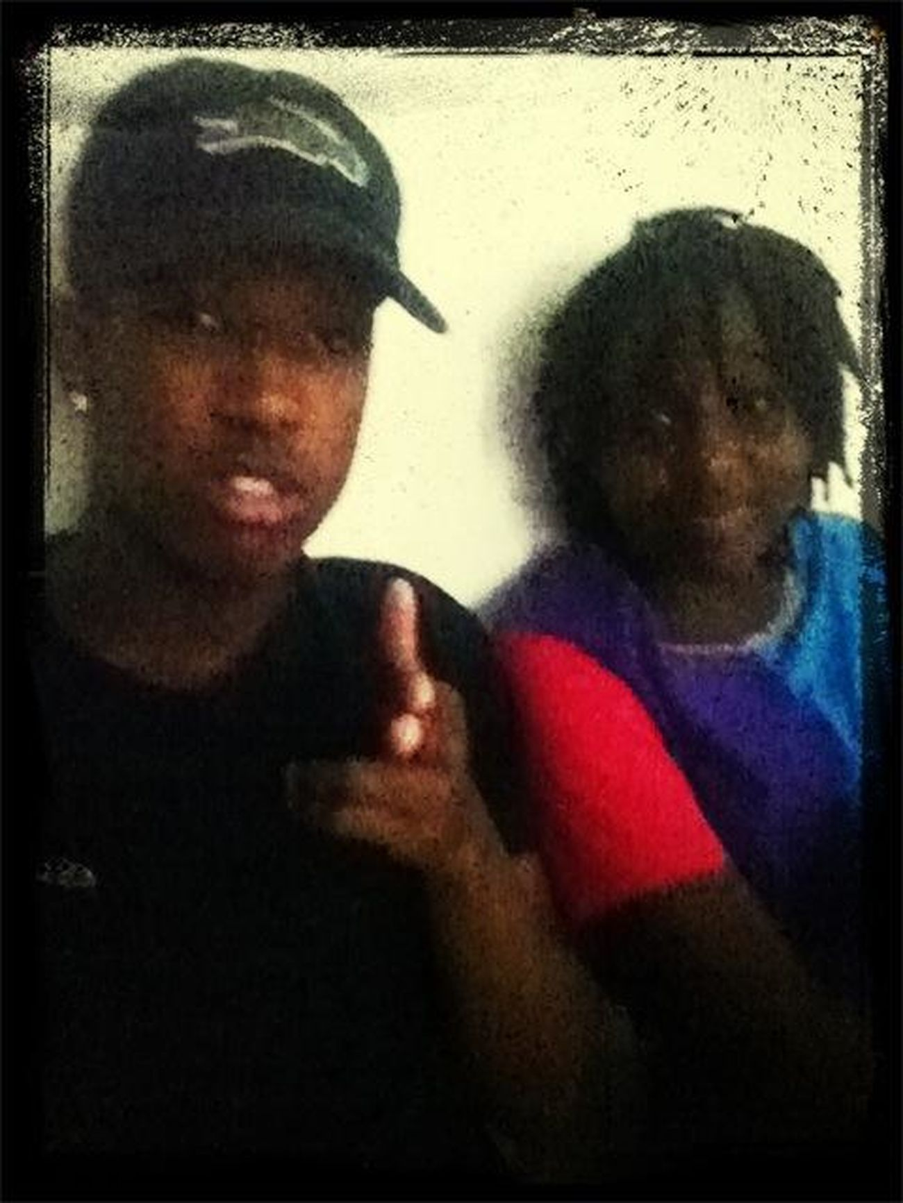 Coolin Wit My Lil Sister