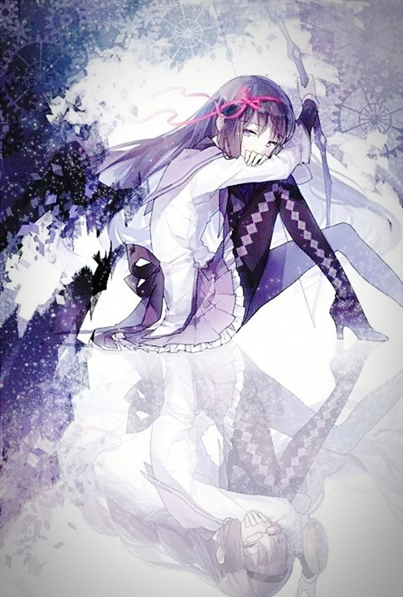 My favorite <3 Homura Puella Magi Madoka Magica