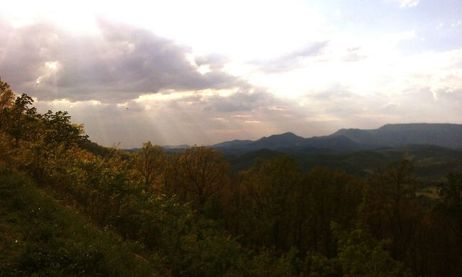 Smoky Mountain Sun Light First Eyeem Photo