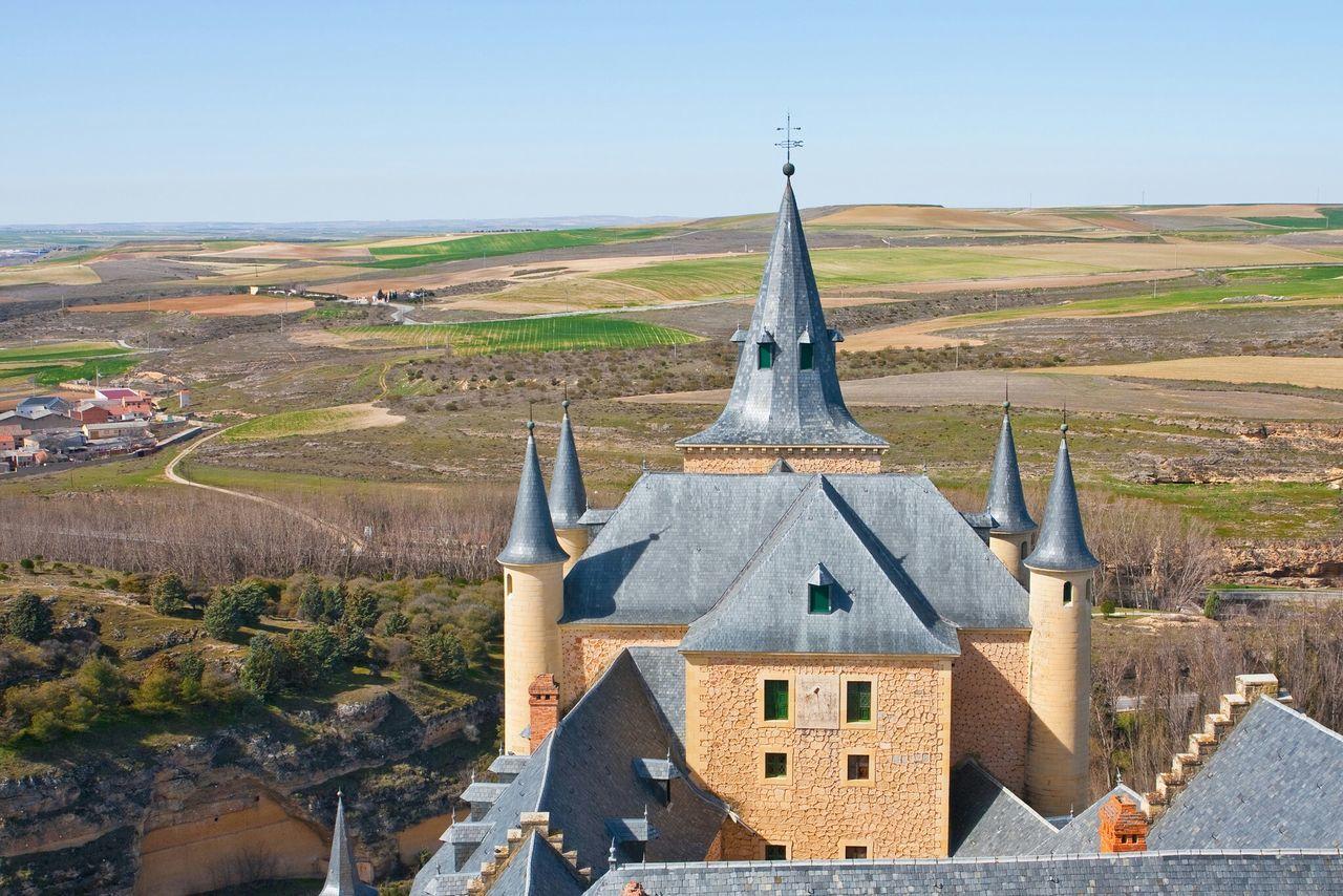 Beautiful stock photos of castle, Alcazar Castle, Architecture, Building Exterior, Built Structure