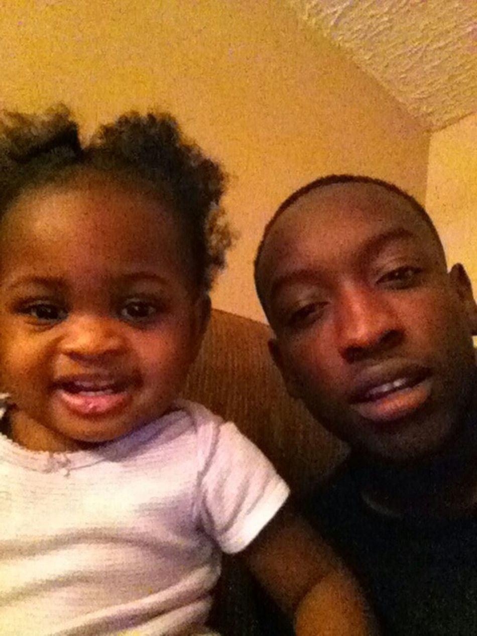 tameria and her daddy