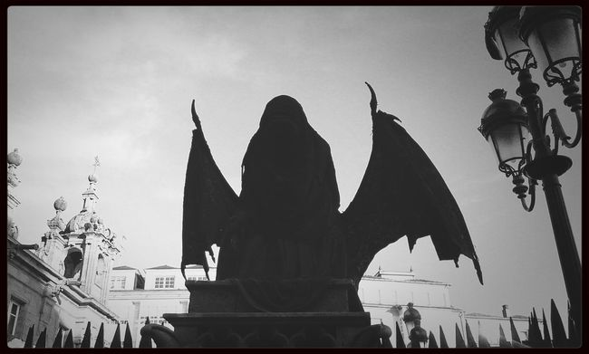 la sombra de la muerte death's shadow Arde Lucus EyeEm Meetup ARDE LUCUS Street Photography Black&white