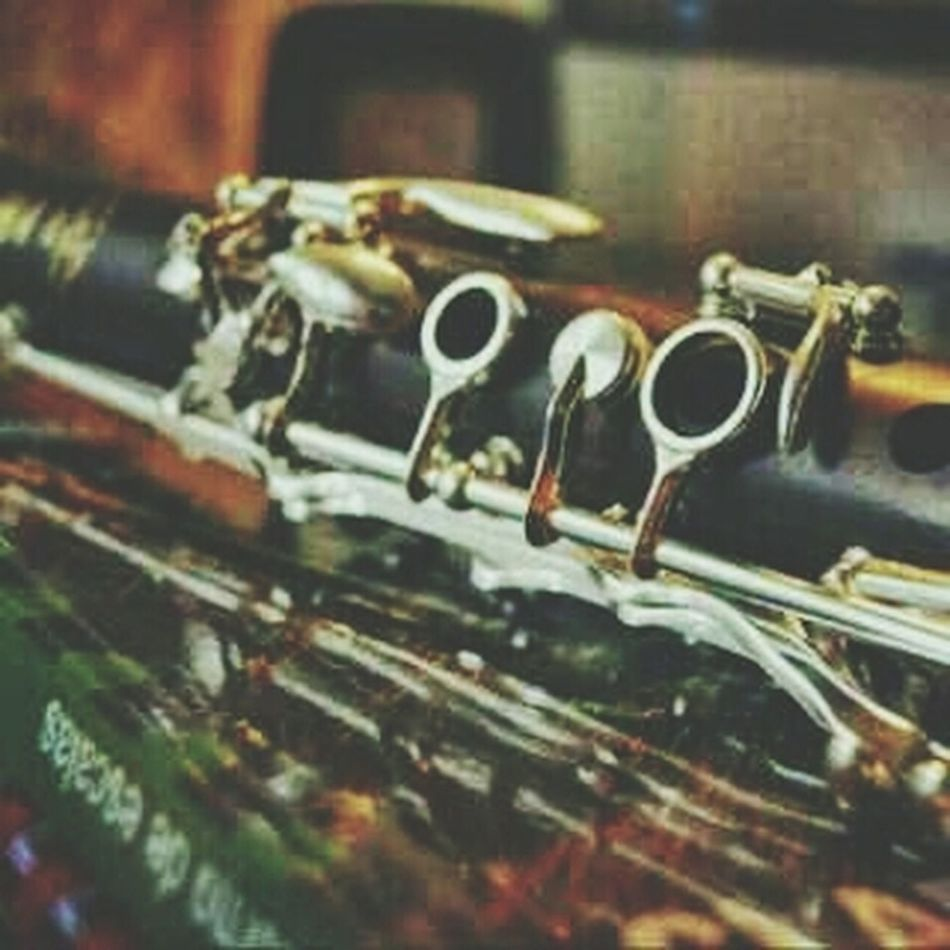 Musician Musicians Clarinette