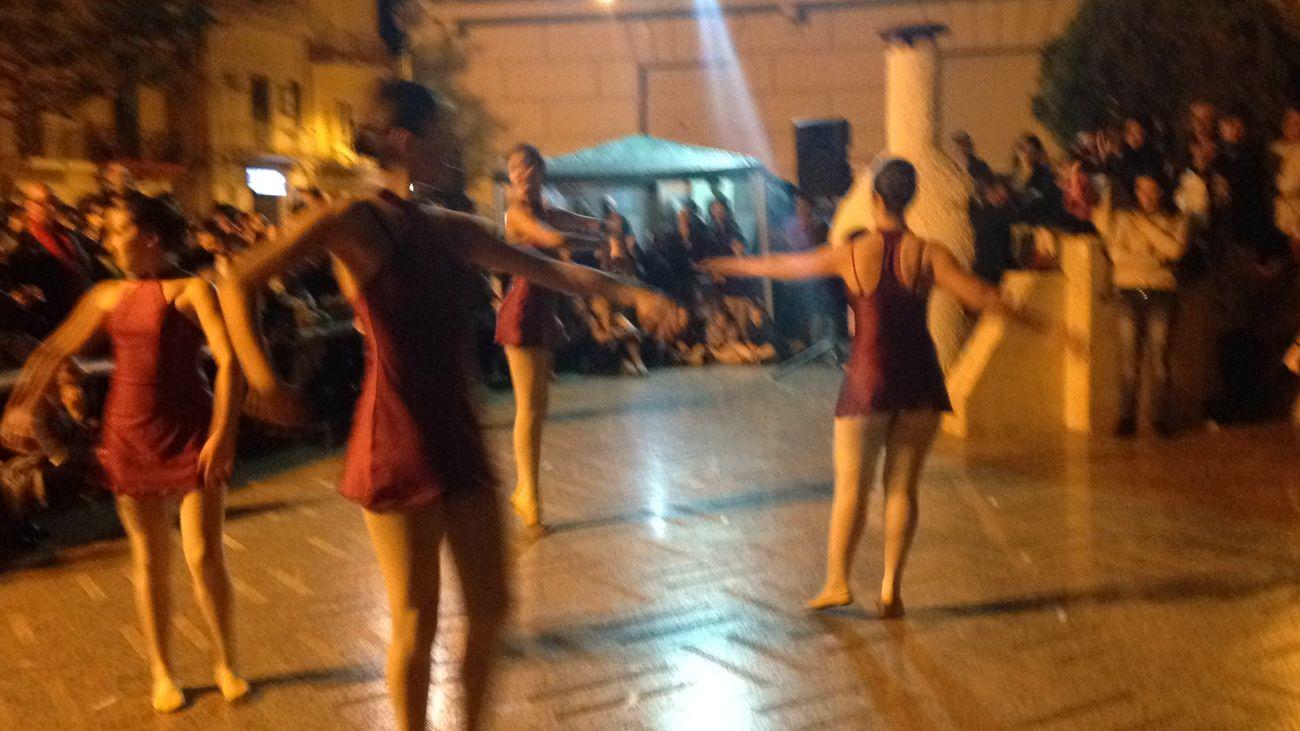 Balletto , danza contemporanea ??✌️