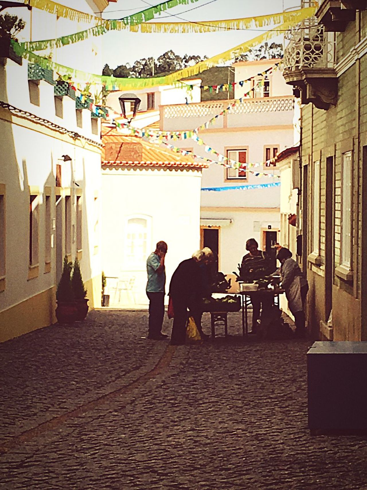 Sunday in Odeceixe, Portugal... Odeceixe Portugal Normal Life Sunday No Politics