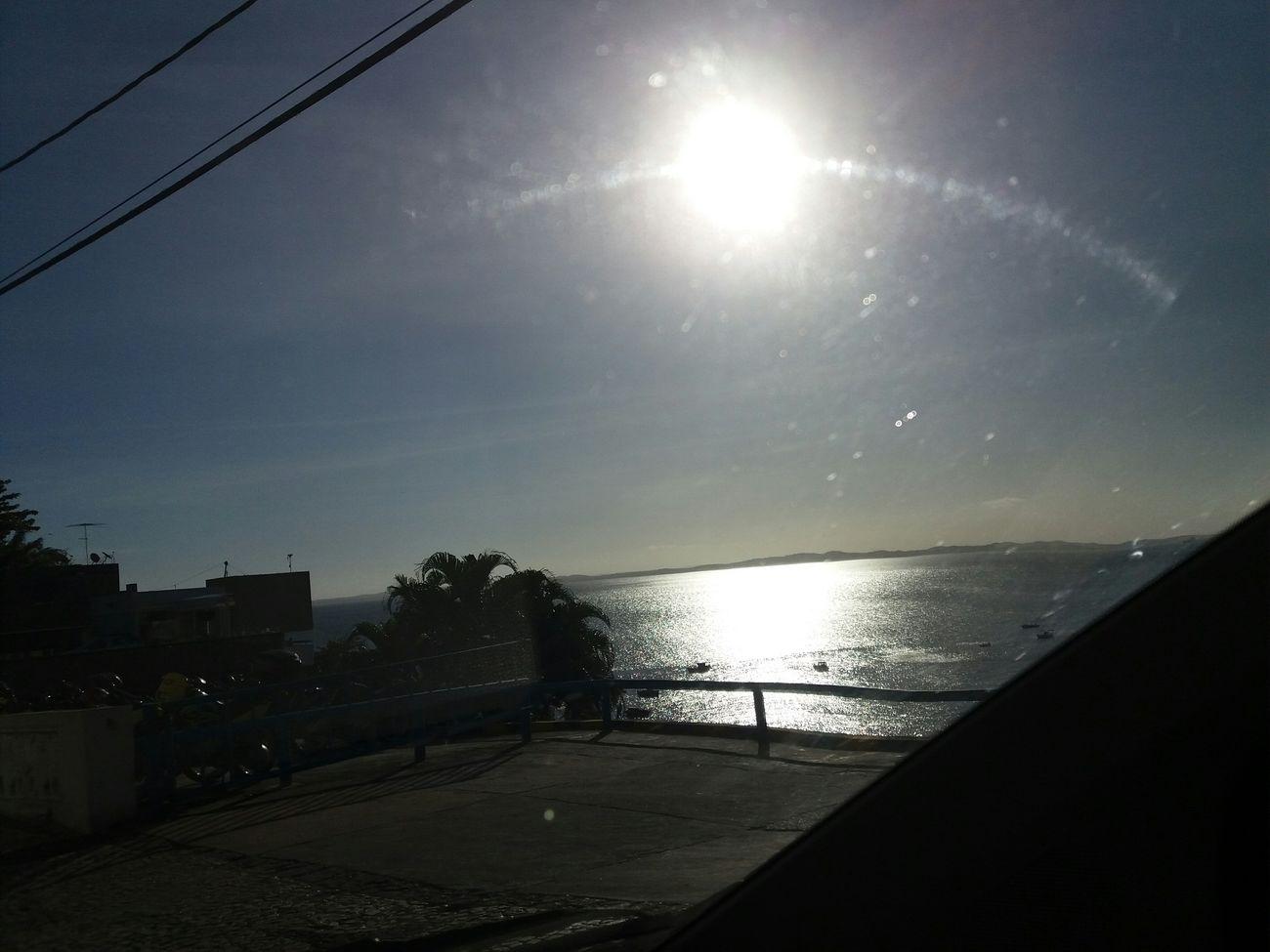 I Love My City Curtindo O Por Do Sol