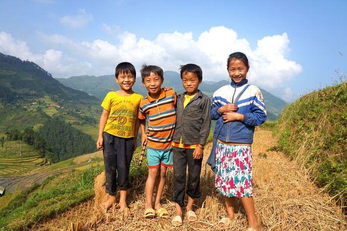 Pepole Kidsphotography EyeEm Vietnam Travel Photography Mucangchai Vietnam
