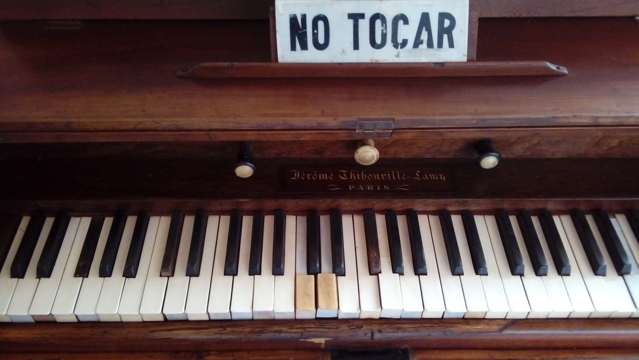 Musical Instrument Piano Music Text Piano Key No People Indoors  Close-up Day BañosEcuador EyeEm New Here