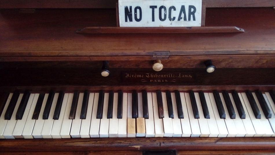 Musical Instrument Piano Music Text Piano Key No People Indoors  Close-up Day BañosEcuador