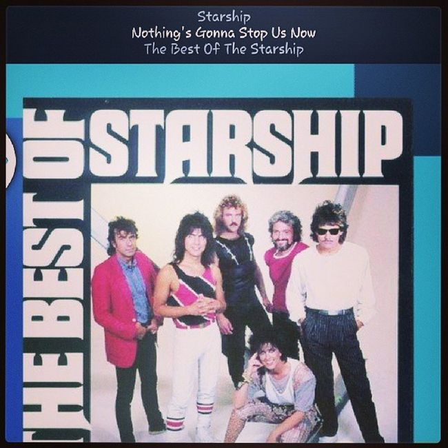 Nothing's Gonna Stop Us!!! Starship TheBestOfStarship 80slovesong Fromthemoviemannequin morningtunes