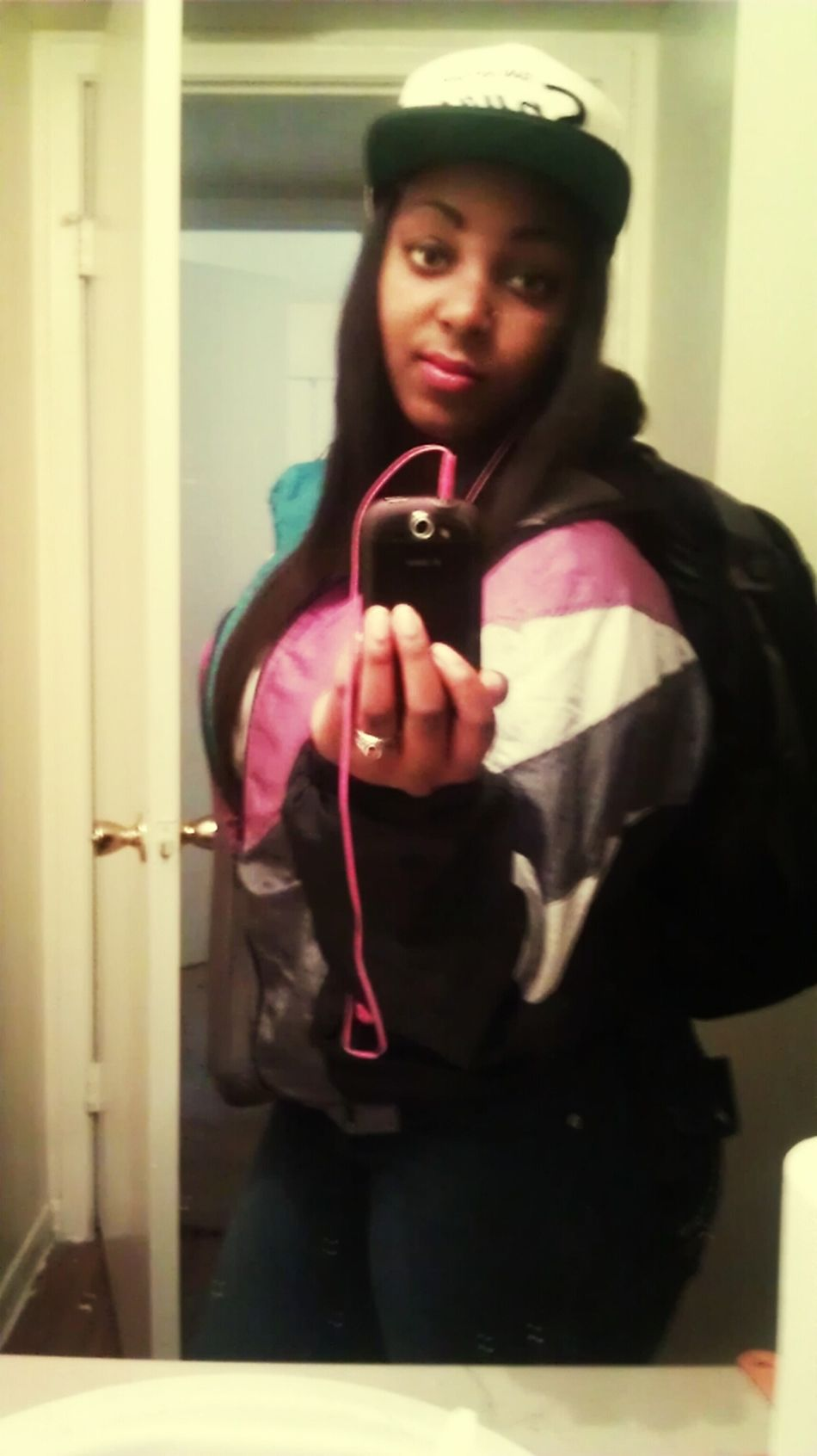 Off To Class