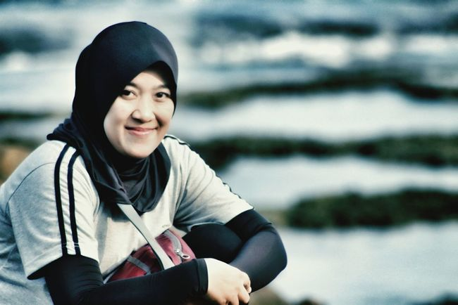 That's Me Taking Photos Eyeemphotography Hello World Ocean Photography Indonesia_photography Mambrukhotel Anyerbeach