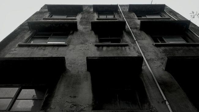 Streetphoto_bw Taiwanscape Cityscape Beautifuldecay
