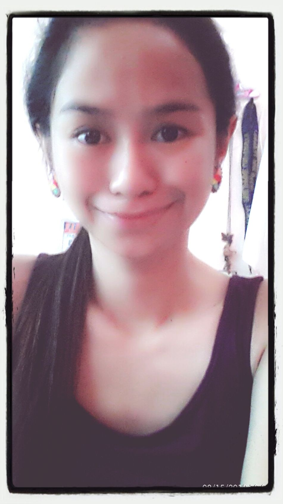 hello! :) Me ^_^